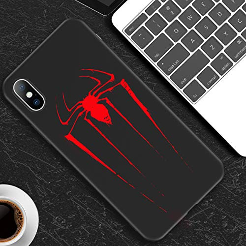 T20 Capsule - Fitted Cases - Phone Case for iPhone 6 6s 7 8 Plus X Xr Xs Max 5 5s Fashion Abstract Art Lover Face Soft TPU for iPhone X Phone Case - for iPhone 8 Plus_T20 - Dividers Knobs Arm P Painting