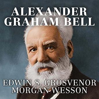 Audiobook Image. Alexander Graham Bell: ...