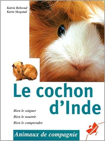 Livres gratuits Le cochon d'Inde pdf epub