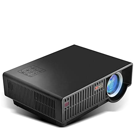 ZY Proyector C90 Proyector De Video HD Efecto De Luz LED ...