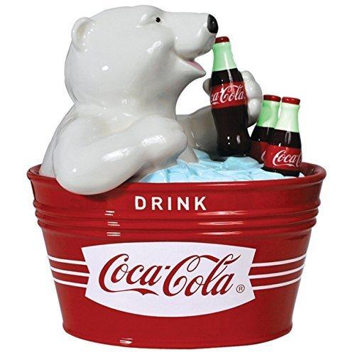 polar bear cookie jar - 8