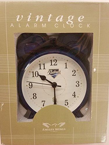 (San Diego Padres MLB Vintage Alarm Clock (small))