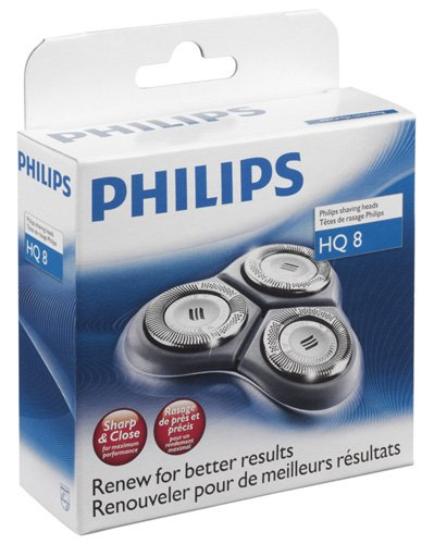 Philips Norelco HQ8 Dual Precision Replacement Shaving Heads