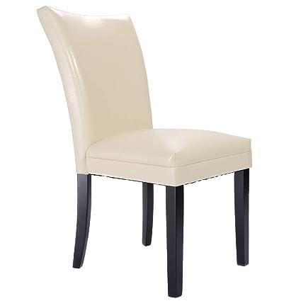 Astonishing Amazon Com Wenstskufan Elegant Urban Style Pu Leather Bralicious Painted Fabric Chair Ideas Braliciousco