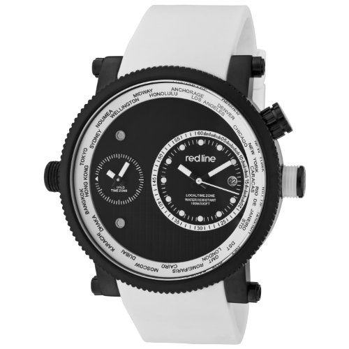 red-line-mens-50037-bb-01-wht-specialist-world-time-black-dial-white-silicone-watch