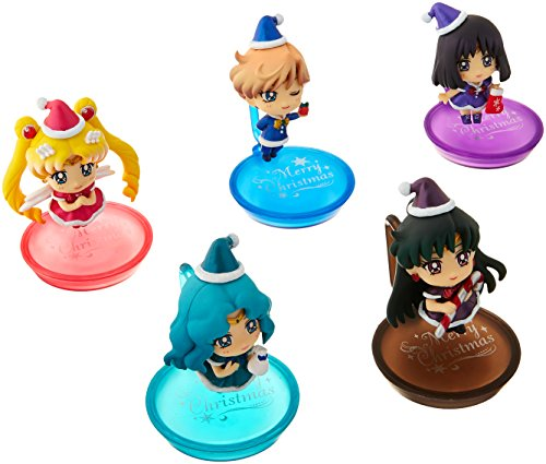 Megahouse Sailor Moon Petit Chara Christmas Special Figure Set