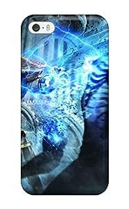 Awesome Design Raiden In Mortal Kombat Begins 2011 Hard Case Cover For Iphone 5/5s 9897315K28959517