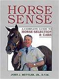 Horse Sense, John J. Mettler, 0882665456