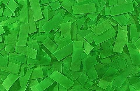 Dark Green Tissue Confetti (Cannon Falls)