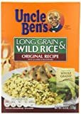 Uncle Ben's Long Grain & Wild Rice, 6-Ounce Boxes (Pack of 12)