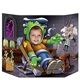 Beistle Frankenstein Photo Prop, 3-Feet 1-Inch by 25-Inch