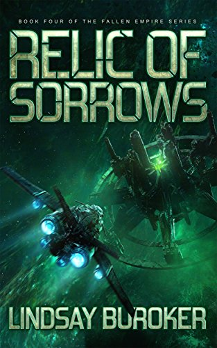 book cover of Relic of Sorrows