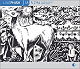 Live Phish Vol. 18: 5/7/94, The Bomb Factory, Dallas, Texas