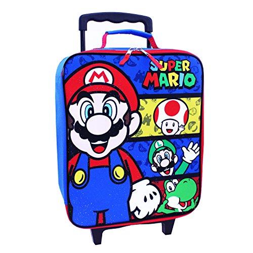Nintendo Boys' Mario Pilot Case, Blue