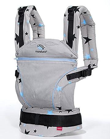 Manduca 222-10-14-005 - Mochila portabebés, diseño Star Sky: Amazon.es: Bebé