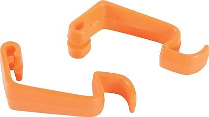 Zolux 205481 Ganchos para Indoor Jaula para ratón, Color Naranja ...