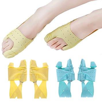 Amazon.com : UJuly Adjustable Toe Stretcher Toe Separators ...