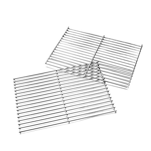 Onlyfire Stainless Steel Cladding Grill Rod Grid Grates Fits