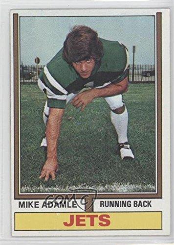 Mike Adamle  Football Card  1974 Topps    Base   149
