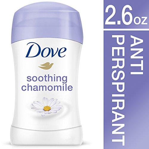 Dove sleeveless Anti Perspirant Deodorant Chamomile