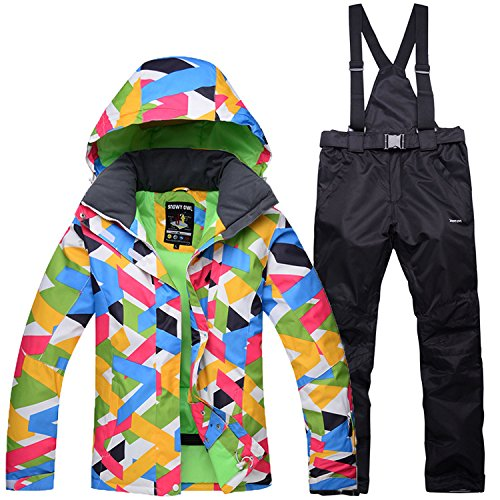 Warm DYF Pants Black Jacket JACKETS Coat Suit FYM Ski Zipper Windproof Waterproof Women Men 4Pq5gw61