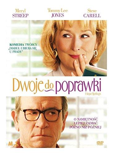 Hope Springs [DVD] (English audio) (Meryl Streep Tommy Lee Jones Steve Carell)