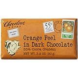 Chocolove Orange Peel in Dark Chocolate, 3.2 oz
