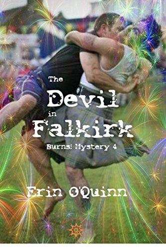 The Devil in Falkirk (Burns! Mystery Book 4)