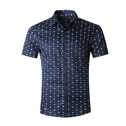 Diamond Pattern Shirt - 5