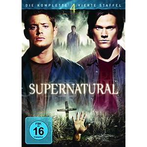 [Amazon] Supernatural   Staffeln 1 4 auf DVD je nur 9,99€