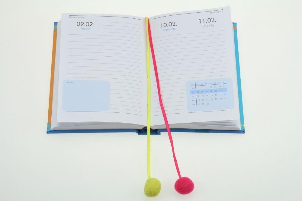 Trötsch * Pattern * schulplaner escolar Calendario 2017 ...