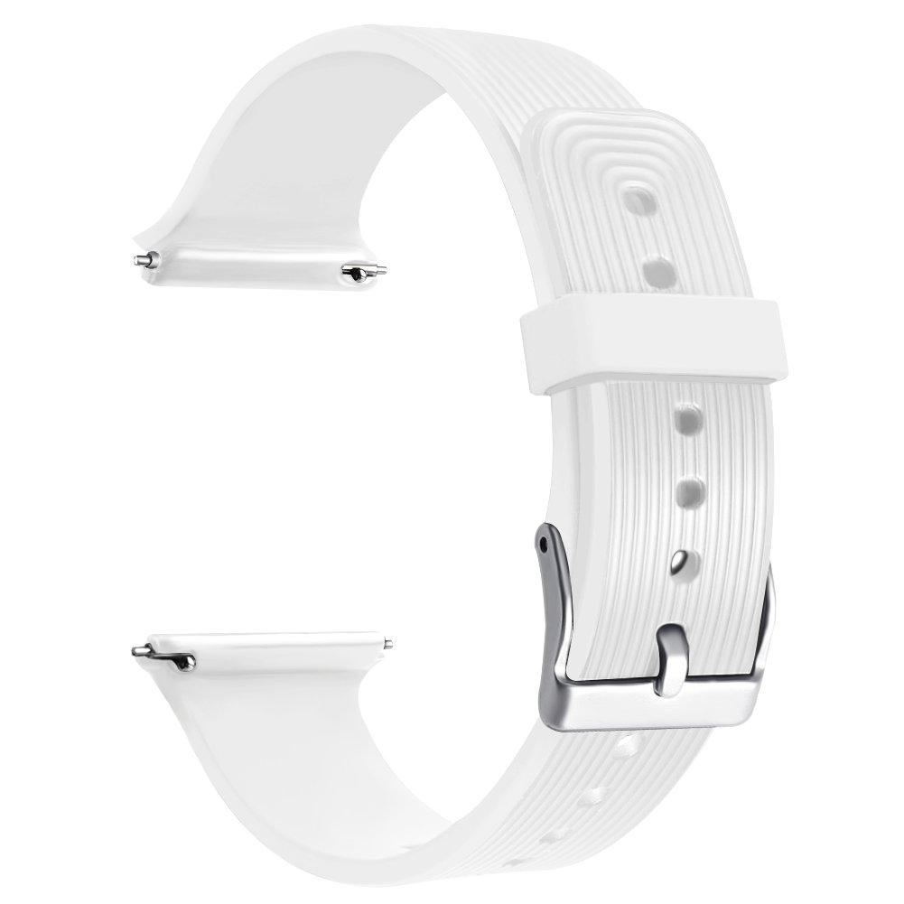 GHIJKL for Fitbit Blazeスリムバンド、Tpu交換用スポーツストラップwith Frame for Fitbit Blaze Smart Fitness Watch, Large Small Only White Band without Frame Only White Band without Frame B07BKRJNYH