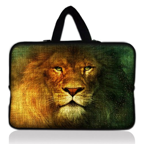 """The Lion King 13"""" 13.3"""" inch Notebook Laptop Case Sleeve Carrying bag with Hide Handle for Apple Macbook pro 13 Air 13/ Samsung 900X3 530 535U3/Dell XPS 13 Vostro 3360 inspiron 13/ ASUS UX32 UX31 U36 X35 /SONY SD4/ThinkPad X1 L330 E330"""
