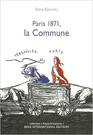 Lire un Paris 1871, la Commune pdf