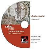 Das Prinzip Wandel, Lehrerkommentar, CD-ROM Ovid, Metamorphosen