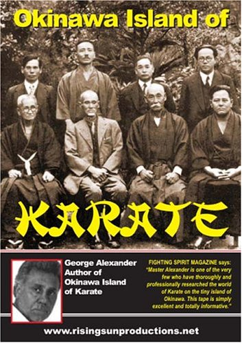 Okinawa Island Of Karate- d