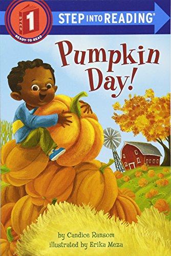 Pumpkin Day! (Step into (Halloween Poems 1st Grade)