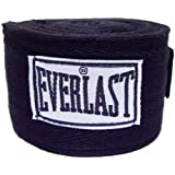 "EVERLAST HAND WRAPS -CTN/POLY""LEVEL 1""BLK:108"""