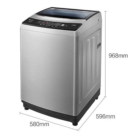 Lavadora automática de 10 kg Cubo de Auto-Limpieza de Agua de Gran ...