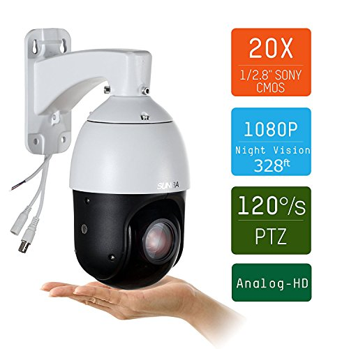Optical Analog HD Cameras Security 405 AHD20X product image