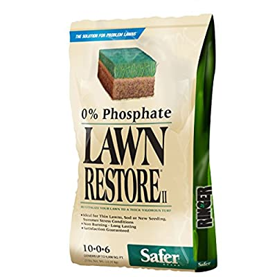 Safer Brand Ringer Lawn Restore 2 Pack