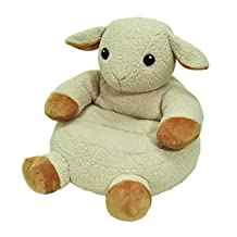 Cloud B Cuddly Comfeez Stuffed Animals and Toys, Beige, Sleep Sheep