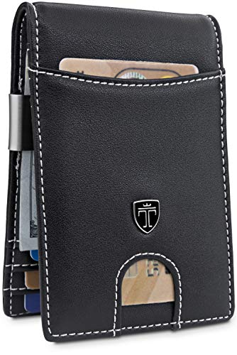 2a4d3517f9e3d TRAVANDO Money Clip Wallet