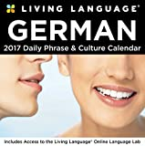 Living Language: German 2017 Day-to-Day Calendar