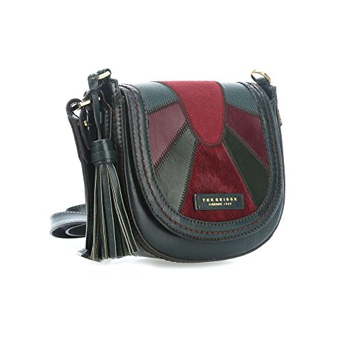 Shoulder Gruen Size The Bridge Women's grün One Gruen Bag Ow4Fq1C