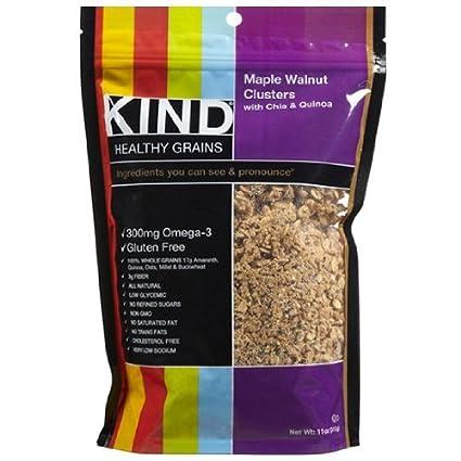 Tipo arce la quinoa Cluster W/Chia 3 x 11oz: Amazon.com ...
