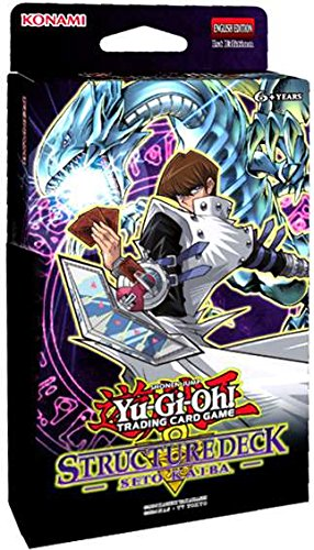 Seto Kaiba Structure Deck 2016 English Sealed by Yu-Gi-Oh!