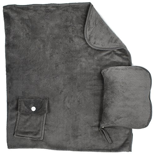 Simplicity Snooze Travel Blanket Airplaine