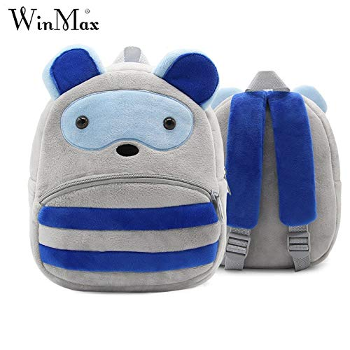 Best Quality - Kids Hot Schoolbag - Factory Kids Schoolbag Children Animal Backpacks Kindergarten Girls Cartoon Dog School Bag for Boys mochila escolar - by Osaro Shop - 1 PCs -
