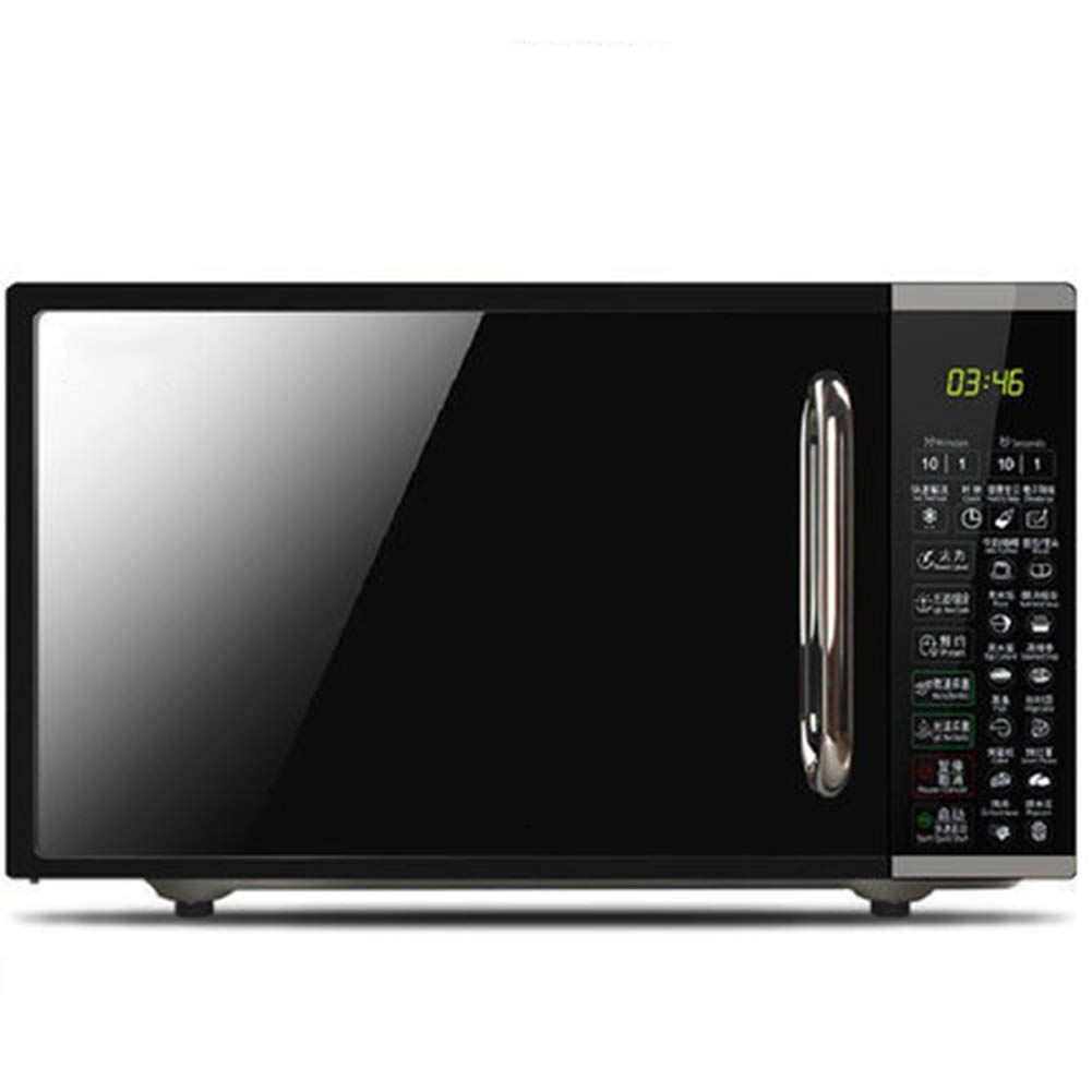 JINRU Multi-Function Touch Screen Modern Stainless Steel Oven for Temperature Control, black/20-25L